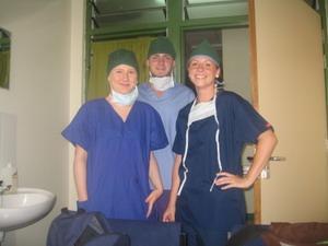 非洲醫學實習工作機會