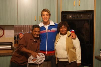 男義工在南非開普敦的寄宿家庭和家居環境