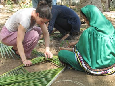 Learn about a new culture by choosing one of our international volunteer opportunities