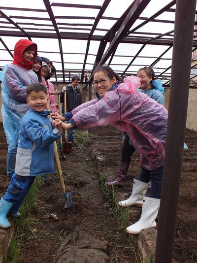 Short Term Volunteer Opportunities in Mongolia