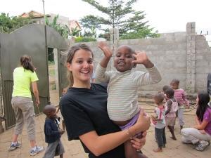 在寒假前往坦桑尼亞參與國際志工項目