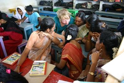 With Projects Abroad you can volunteer overseas on a Teaching Project