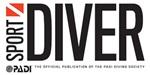 Sport Diver website logo