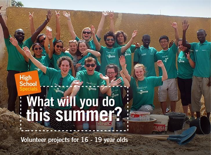 International Volunteer Opportunities for High School Students