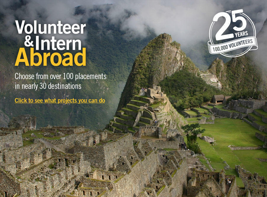 Volunteer Abroad and Intern Abroad Programs