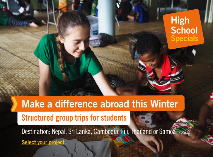 High School Specials Winter Groups
