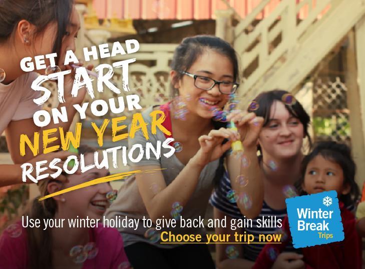 Volunteer Winter Break Trips