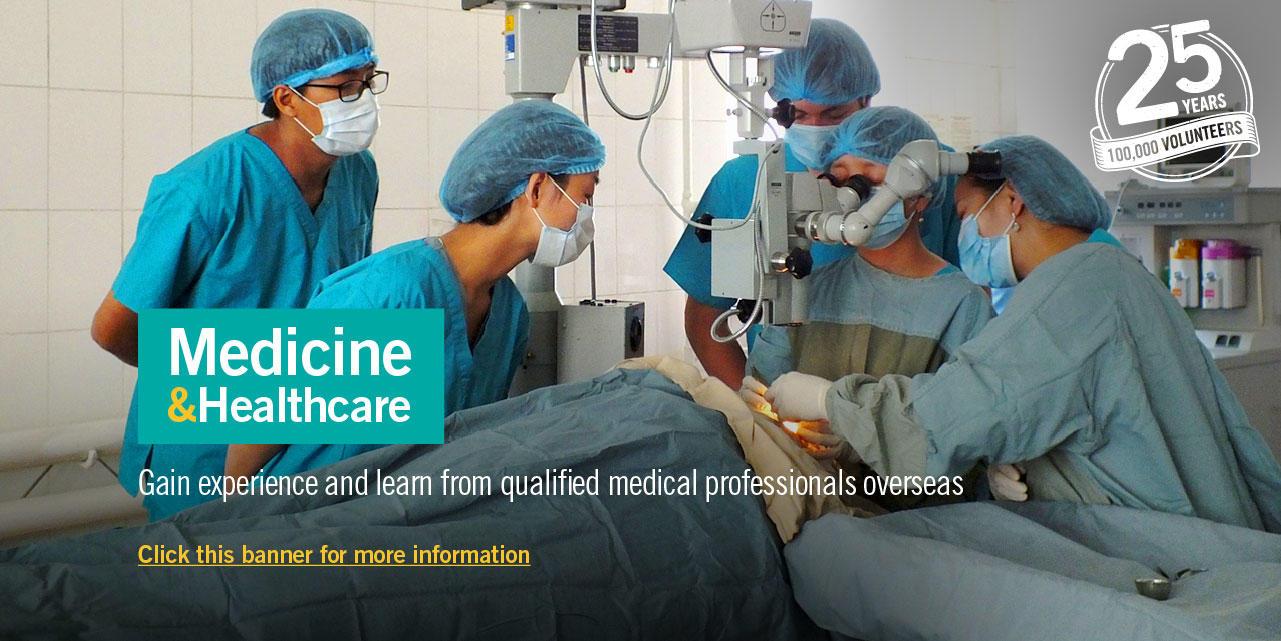 Medical Internships Abroad