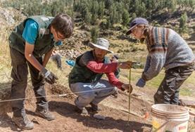 Volunteer in Peru: Archaeology