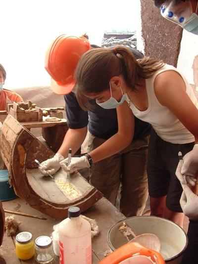 Volunteer on an Archaeology Project