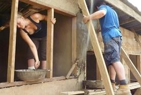 國際志工 建設項目