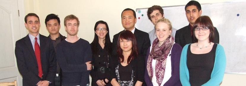 International Business Internships