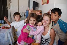 Volunteer in Argentina: Care