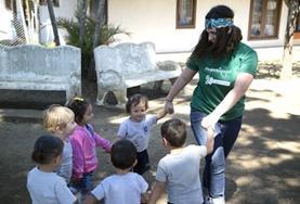 國際志工 關愛項目