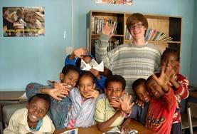 國際志工 埃塞俄比亞
