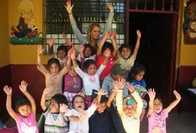 國際志工 秘魯