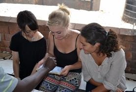 國際志工 加納