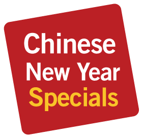 Chinese New Year Specials
