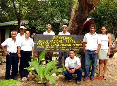 Environmental volunteer work in Costa Rica