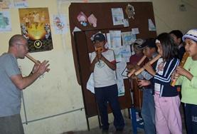 Volunteer Creative & Performing Arts