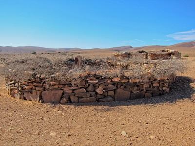 摩洛哥的沙漠地帶就是參與社區文化項目義工的居所