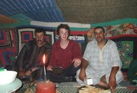 Volunteer 摩洛哥