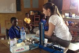 Volunteer in Ghana for High School: Medicine