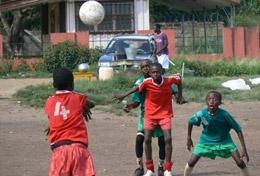 國際志工 體育教練志工營