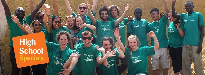 High School Volunteer Work Abroad