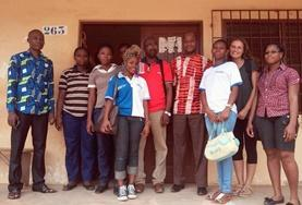 Volunteer in Togo: International Development