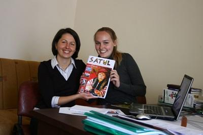 Editor and owner of the journalism project in Romania