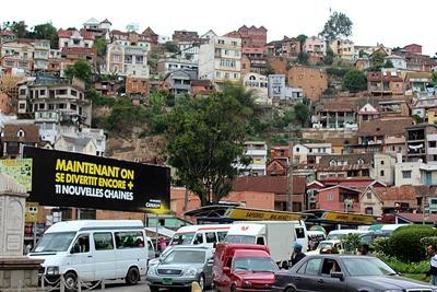 Projects Abroad義工可以選擇在馬達加斯加的小鎮學習法語