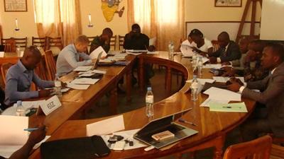 多哥法律實習生參與人權會議