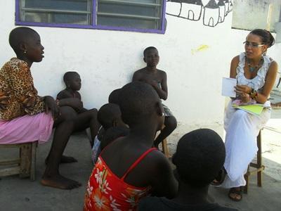 多哥的法律及人權實習項目