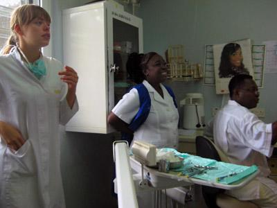 Dentistry Student Electives in Togo with Projects Abroad