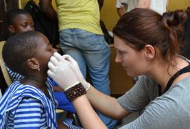 Volunteer in Ghana: Dental School Electives