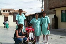 Volunteer Bolivia