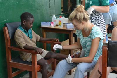Nursing Student Electives in Ghana with Projects Abroad