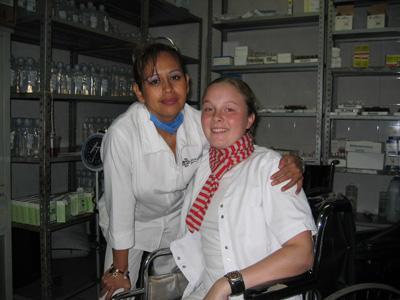 Projects Abroad在墨西哥的護理選修項目