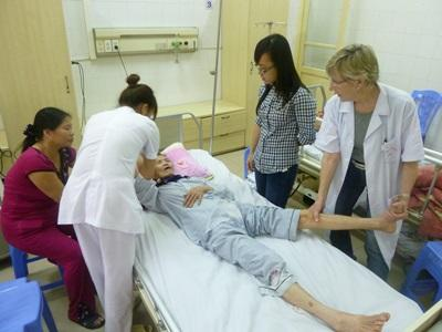 Nursing Electives in Vietnam with Projects Abroad