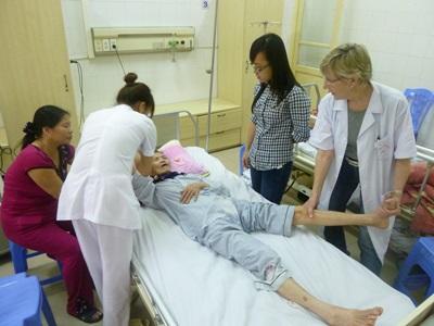 Projects Abroad在越南的護理選修項目