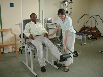 Physiotherapy Student Electives in Ghana with Projects Abroad