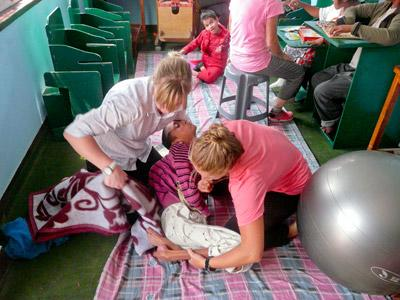 Physiotherapy Student Electives in Morocco with Projects Abroad