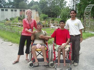 Physiotherapy Electives in Nepal with Projects Abroad