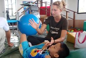 Volunteer Physiotherapy Elective