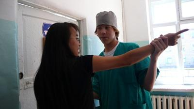 Volunteer Abroad Physiotherapy in Mongolia with Projects Abroad