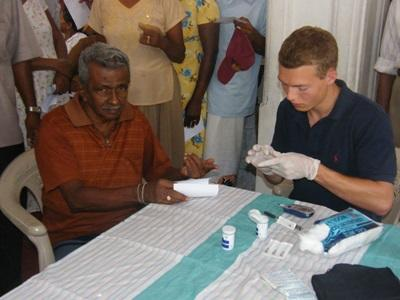 Volunteer Abroad Physiotherapy in Sri Lanka with Projects Abroad