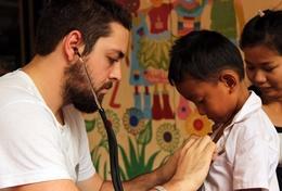 國際義工 醫療及保健項目