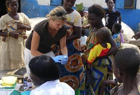 國際義工 公共健康項目