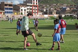Volunteer in Peru: Community Sports